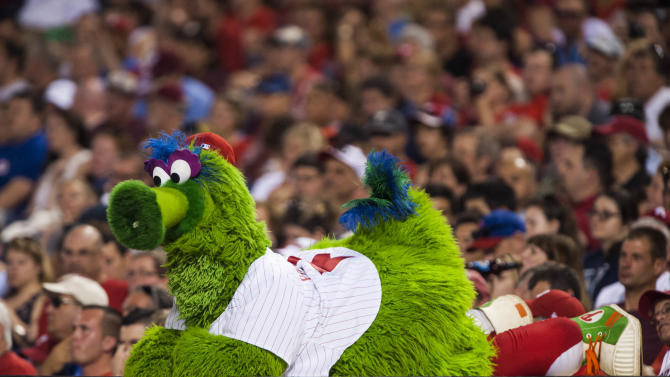 MLB: Boston Red Sox at Philadelphia Phillies