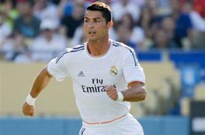 Cristiano Ronaldo signs new contract with Real Madrid
