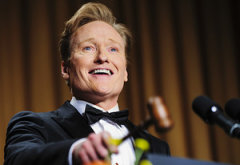 Conan O'Brien | Photo Credits: Pete Marovich-Pool/Getty Images