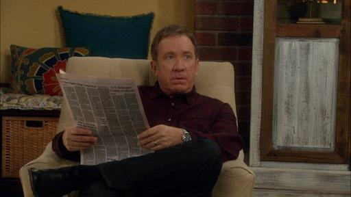 Tim Allen's Neighborly Spat On 'Last Man Standing'