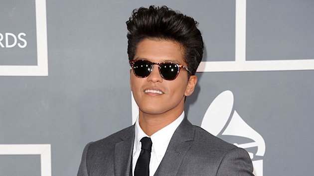 Five Things You Don&#39;t Know About Bruno Mars