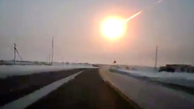 Meteor 'Something We Only Saw in Movies' (ABC News)