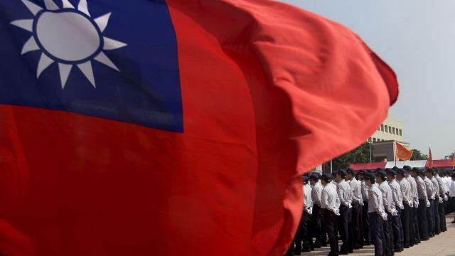 Taiwan has finally been recognized as a country—by ISIL