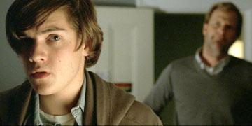 Emile Hirsch and Jeff Daniels in Sony Pictures Classics' Imaginary Heroes