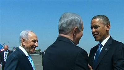 Obama in Israel: 'Wonderful to Be Here'