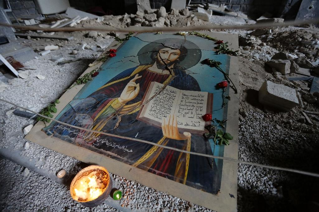 Plea for help to find fate of missing Syria clerics