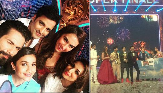 #LEAKED: Jhalak Dikhhla Jaa 8 Winner Revealed In This Photo And You Won't Believe Who It Is!