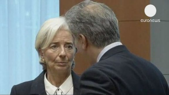 Lagarde's IMF post hangs in balance