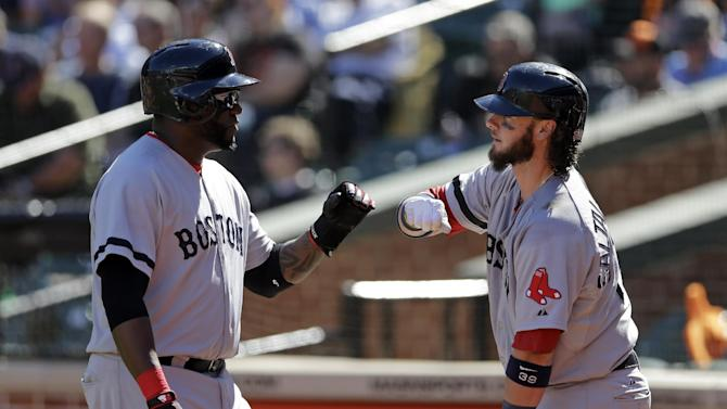 Red Sox waiting 4 days before hosting ALDS