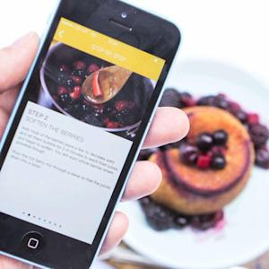 Digits: Food Porn Meets Social Media