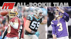 PFW/PFWA 2012 All-Rookie team