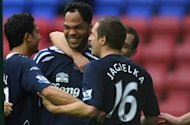 Jagielka talks up England centre-back partnership with Lescott