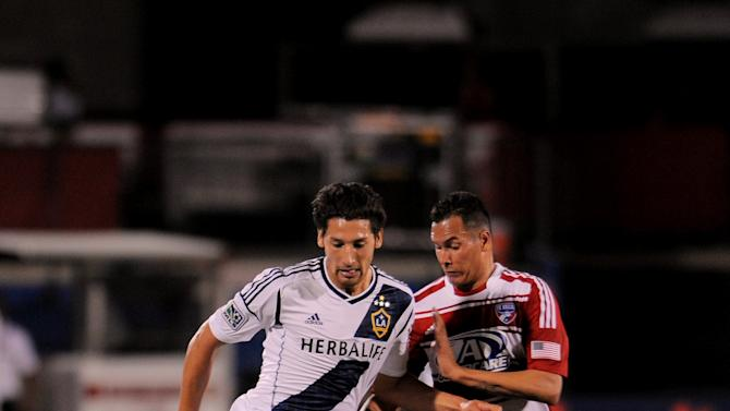 MLS: Los Angeles Galaxy at FC Dallas