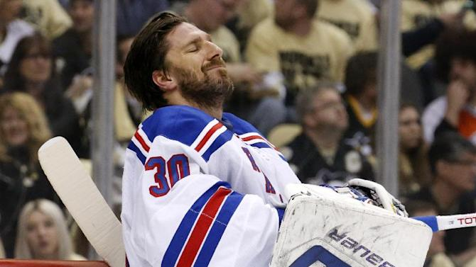 Brassard lifts Rangers by Penguins 3-2 in overtime