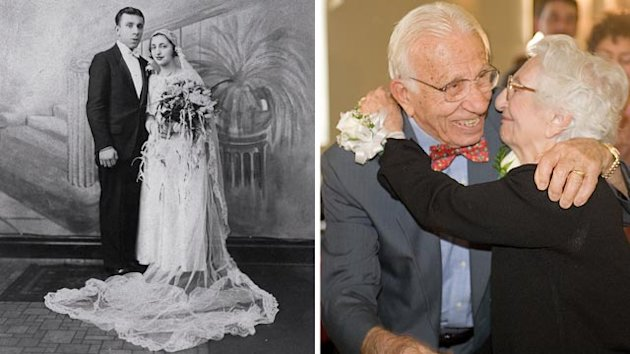 Couple Celebrates 80th Wedding Anniversary, Shares Secrets to Lasting Marriage (ABC News)