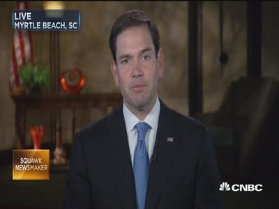 Rubio: China's leaders are tyrants