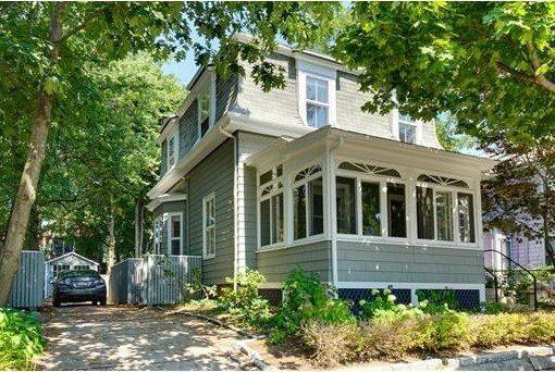 What It Looks Like to Live In a $1.3M Davis Square Victorian