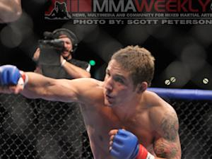 UFC 164 Fighter Bonuses: Chad Mendes Leads the Way with Knockout of Clay Guida