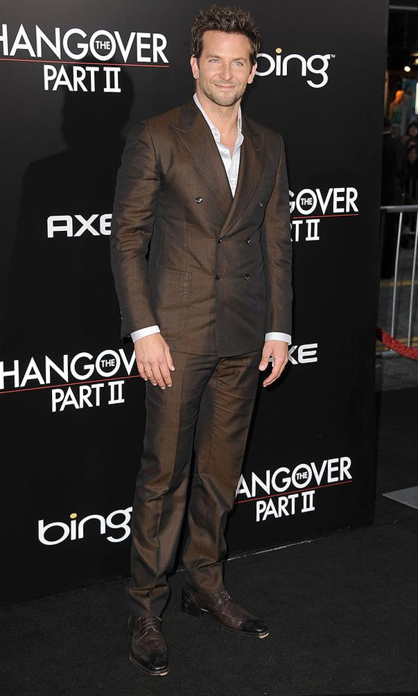 The Hangover Part II LA Premiere 2011 Bradley Cooper