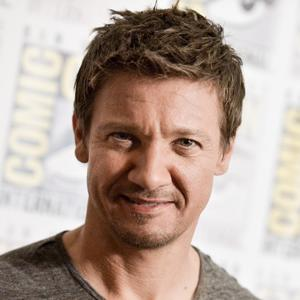 Jeremy Renner Ready for Ice Bucket Challenge