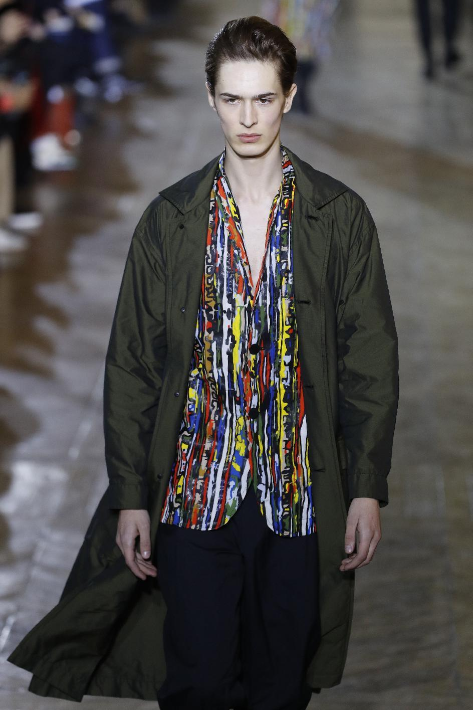 Paris fashion embraces nature and its inner country bumpkin