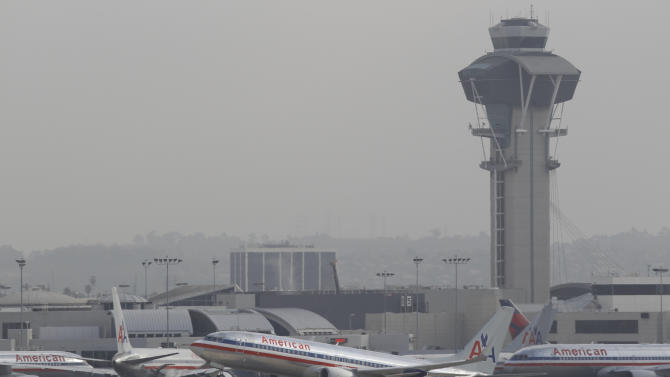 Airline service improves but delays still possible