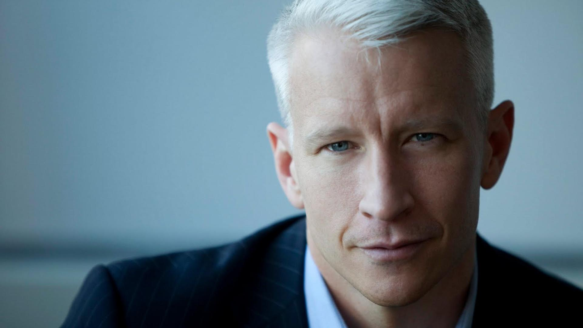 CNN's Anderson Cooper To Reveal New Study On Teens and Social Media
