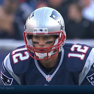 Week 12: New England Patriots quarterback Tom Brady highlights