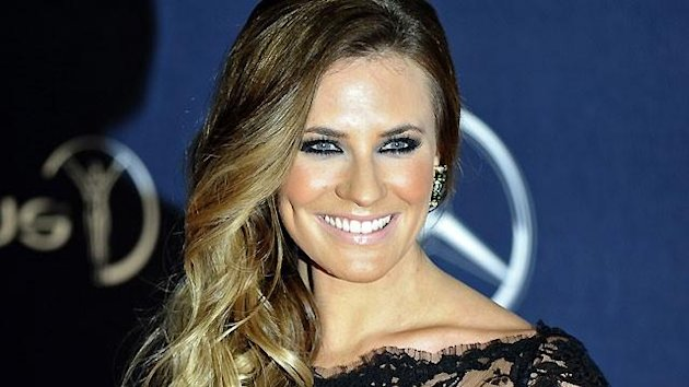 FORMULA 1 Georgie Thompson 2012