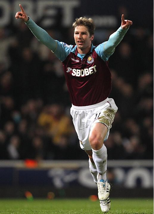 Thomas Hitzlsperger has Premier League experience with West Ham, pictured, and Aston Villa