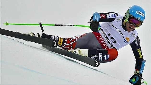 Alpine Skiing - Men's Garmisch Giant Slalom: LIVE