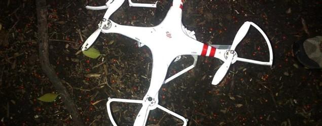 Report: Operator of drone at WH was drinking
