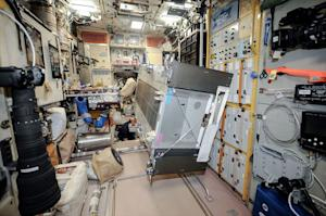 Off and No Longer Running: Space Station's First Treadmill to be Jettisoned with Trash