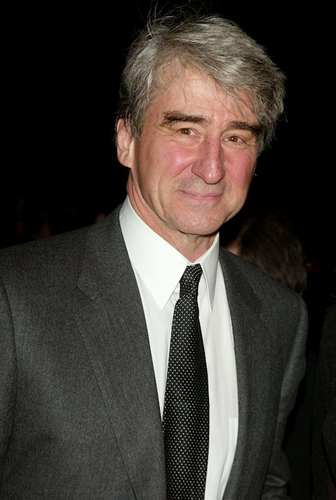 Sam Waterston at the World Premiere of &quot;Beyond Borders.&quot;  October 20, 2003 