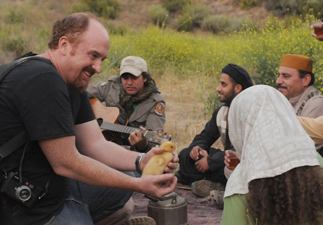 Louis C. K. stars in &quot;Louie.&quot; 
