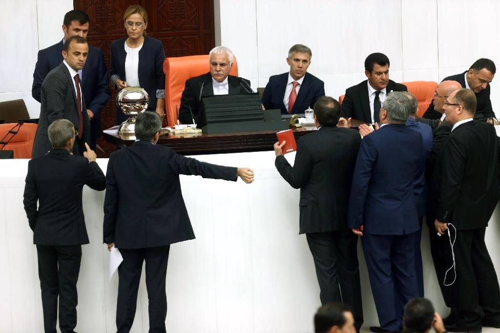 Turkey votes to extend mandate for military action in Syria, Iraq