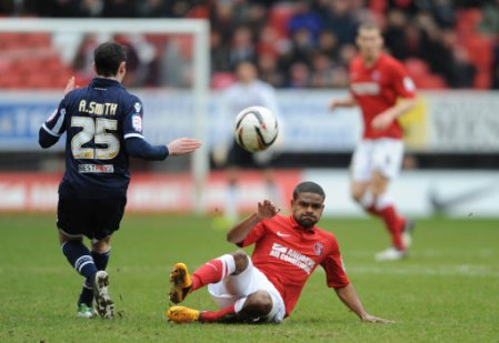 Soccer - npower Football League Championship - Charlton Athletic v Millwall - The Valley