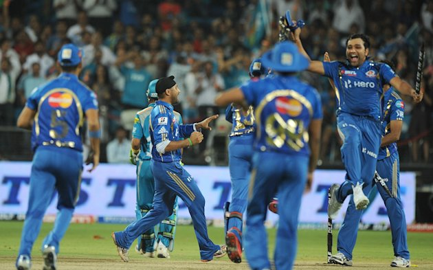 Mumbai Indians vs Pune Warriors India