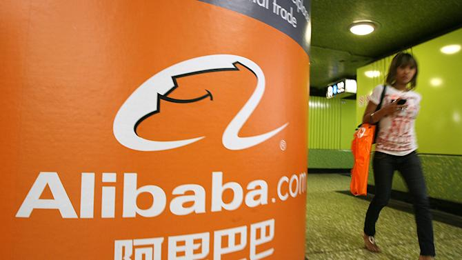 Alibaba has priced its stock at $68, setting in motion a record public offering of up to $25 billion