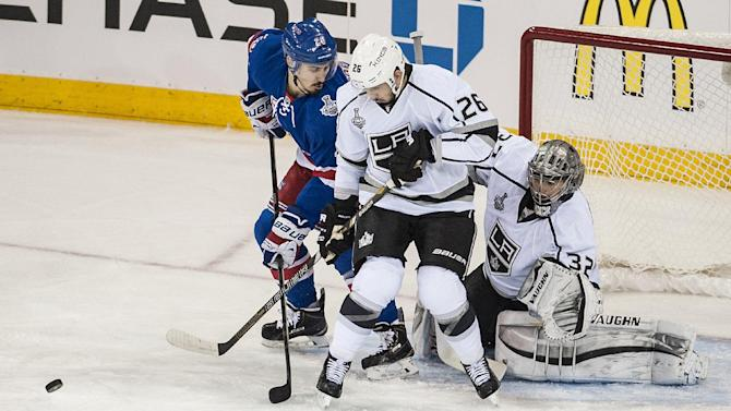 Rangers-Kings Preview
