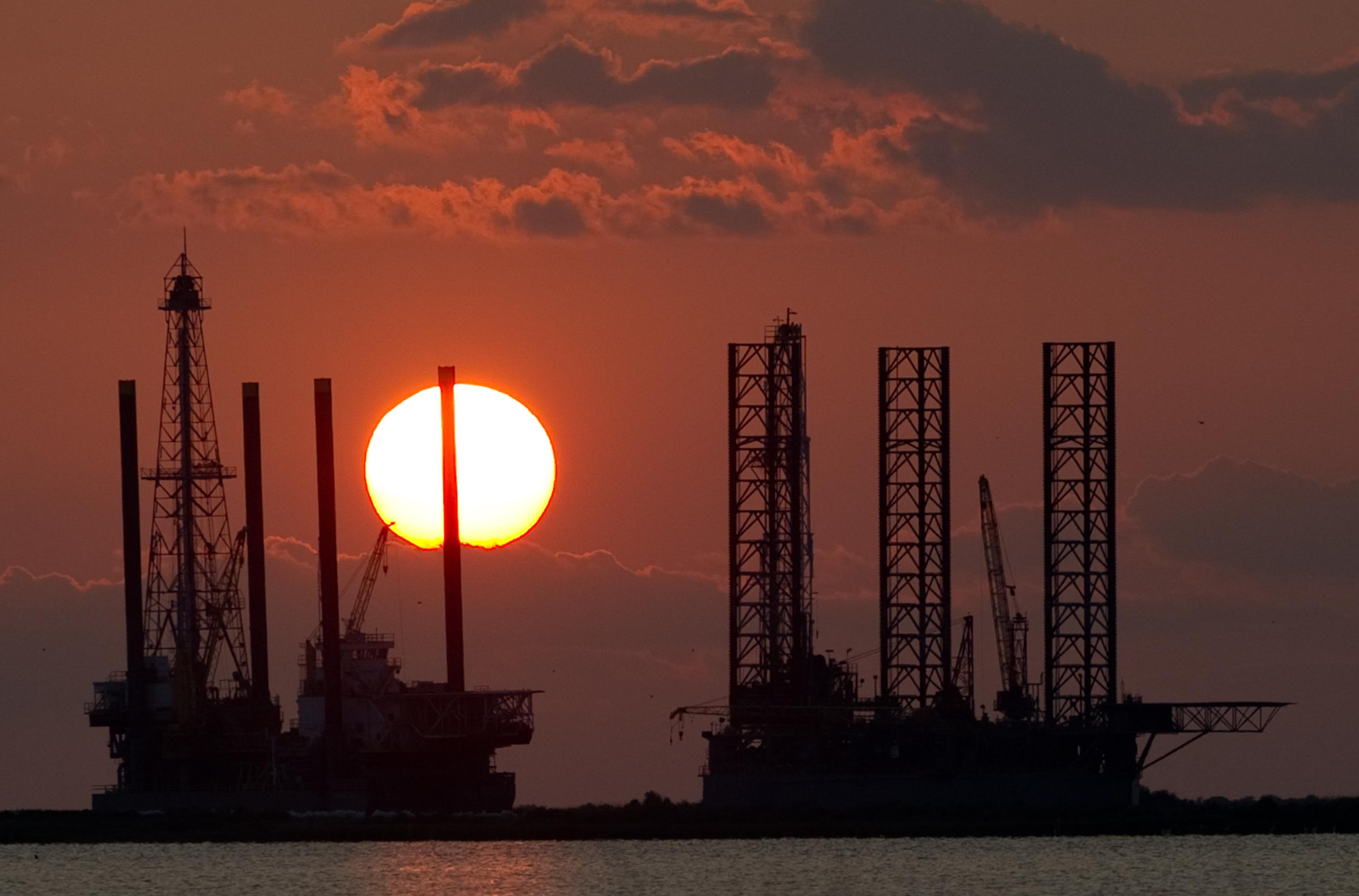 Oil prices rocket by nearly $4 a barrel
