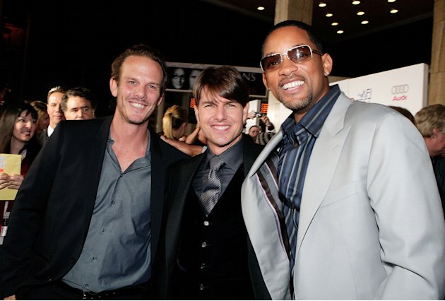 Peter Berg Tom Cruise Will Smith 2007