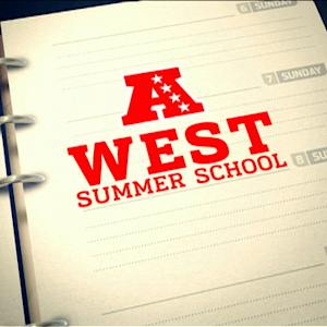 AFC West summer school