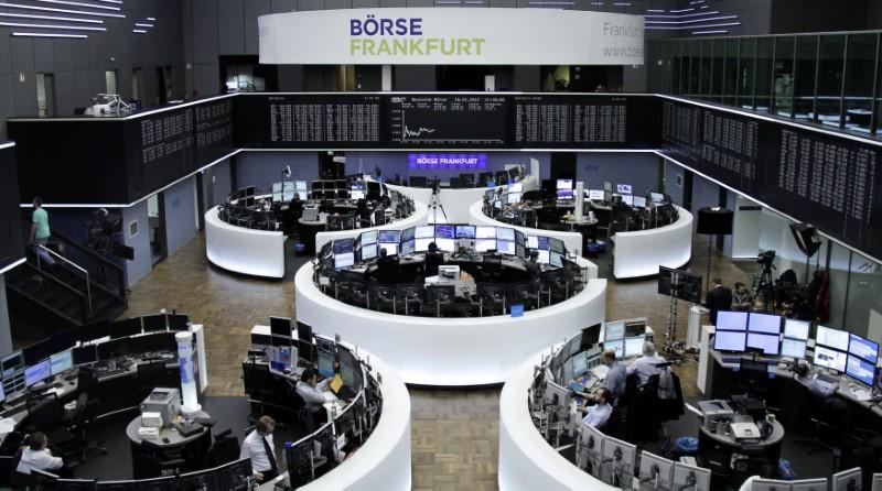 Zodiac Aerospace rockets after Safran bid, European shares retreat