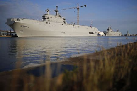Sink or sell? Russia spat leaves France with warships to spare