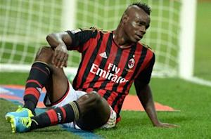 Balotelli could miss Barcelona clash