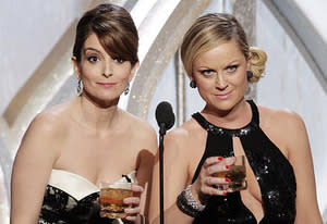 Tina Fey, Amy Poehler | Photo Credits: Paul Drinkwater/NBC