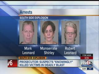 "Prosecutor: Suspects ""knowingly"" killed victims in deadly blast"