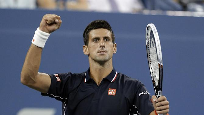 Djokovic tops Murray for 8th US Open semi in a row