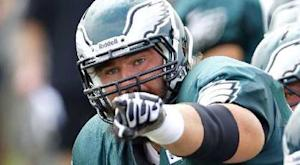 Eagles place C Kelce on I.R